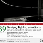 Design, Lights, Emotions