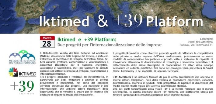 Iktimed e +39 Platform